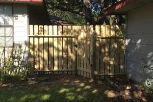 Photo #1: Fence Repair and Installation - 25% OFF!