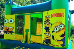 Photo #1: Jumper (Bounce House)Water Slide,Tables and Chairs Rental $45