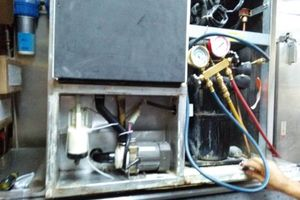 Photo #1: A/C residential Repair