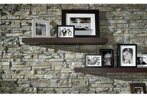 Photo #1: Stone wall in yours home