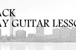 Photo #1: Boston's Top Spot GUITAR LESSONS *Over 21 Years Exp* GIFT Cert. Avail.