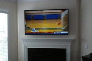 Photo #1: Wired for Sound, The place for TV Installations and Home Theater