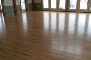 Photo #1: Dustless Floor Sanding new installations