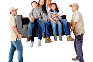 Photo #1: 55% OFF! Moving Offer! $44HR Includes Truck. Dallas Best Movers!