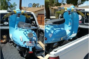 Photo #1: Motorcycle or ATV Hauling (low price) My Full Sized Pickup Truck