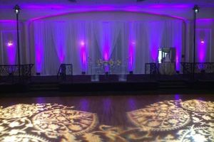 Photo #1: Specialty Head Table and Chairs for Weddings and Events