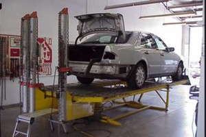 Photo #1: Auto body paint & Frame work ( chassis straightening)