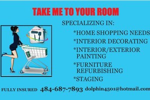 Photo #1: Interior Decorator/Home Staging/Painting