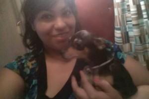 Photo #1: I am a dog walker!