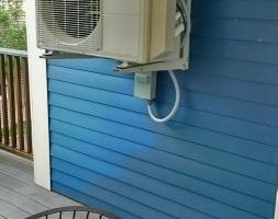 Photo #1: HVAC-Ductless Split System Installations. Wes LaCroix