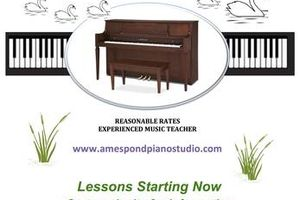 Photo #1: Piano Lessons - Music for All Ages