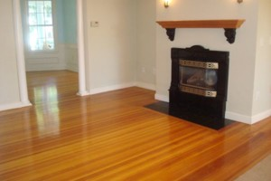 Photo #1: Hardwood Floor Sanding 85c sf! Prefinished Install...