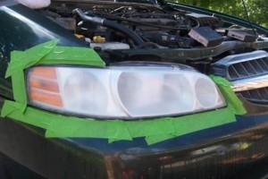 Photo #1: Professional Headlight Restoration for LESS!