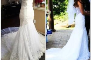 Photo #1: DESIGN YOUR WEDDING DRESS ALL SIZES