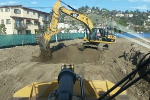 Photo #1: Demolition, excavation, grading - best rates!