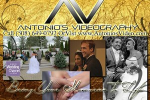 Photo #1: Antonio's Videography. Wedding Video With 2 Videographers !!