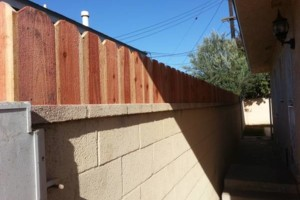 Photo #1: Need A Fence Or Repair? - Call E & R Fence Company1