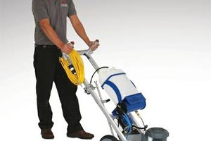 Photo #1: Dry Carpet Cleaning - upholstery, steam cleaning