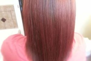 Photo #1: SPECIAL!!!!! FULL HEAD EXTENSIONS and KERATIN TRT. !