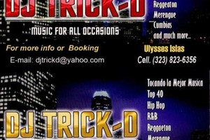 Photo #1: Affordable & Quality DJ/MC Services