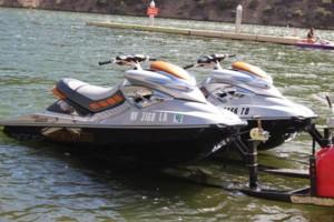 Photo #1: Affordable jet ski rentals