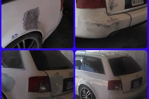 Photo #1: John's mobile dent master ALL IN A DAYS WORK