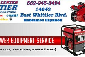 Photo #1: Honda Generator - Lawn Mower - Pumps - Tillers - Trimmers Service