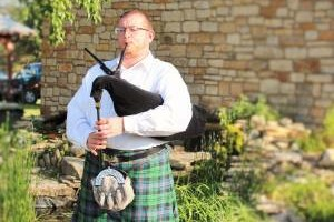 Photo #1: Bagpiper For Hire - Experienced!