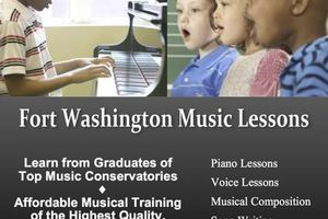 Photo #1: FORT WASHINGTON MUSIC LESSONS - Piano & Voice Lessons