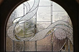 Photo #1: Beveled Glass, Leaded Glass, Stained Glass Repair and Restoration