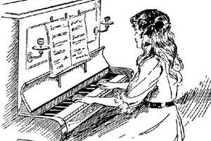 Photo #1: PROFESSIONAL IN HOME PIANO LESSONS