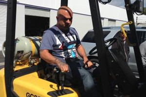 Photo #1: Learn to Drive a Forklift $150.00
