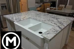 Photo #1: Quartz Countertops! Installation and Warranty!