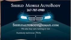 Photo #1: Shield AutoBody... Guaranteed to be any shop price. Minor Bodywork