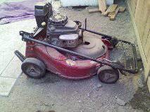 Photo #1: WHY BUY A NEW LAWN MOWER?
