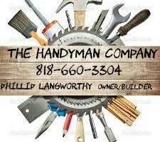 Photo #1: The Handyman Company. WE DO IT ALL