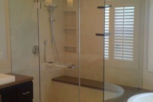 Photo #1: Good price shower doors
