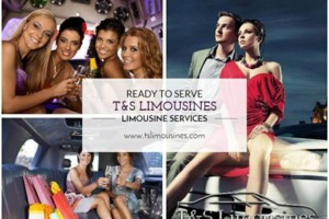 Photo #1: T&S Limousine/ Date Night/Bachelorette/ Bachelor/ Day Trip $55-$75/hr