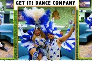Photo #1: Carnival Punta Angels ready to perform for your event. Wedding, Birthd