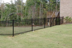Photo #1: FENCE INSTALLATION/ REPAIR/ BRUSH REMOVAL! FREE ESTIMATES!