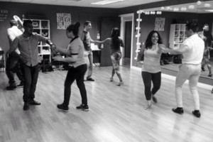 Photo #1: Fuerza Rumbera Dance Studio. Bachata and Salsa Dance Class