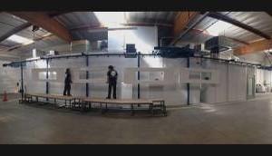 Photo #1: Powder coating, fence, gate, equipment, etc...