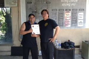 Photo #1: Dallas Wing Chun Kung Fu- Learn to Defend yourself against bullies
