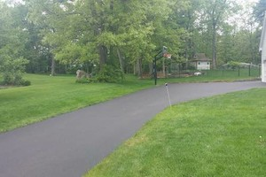 Photo #1: Allied Paving Corporation. Driveway Special...