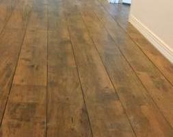 Photo #1: Laminate flooring repairs