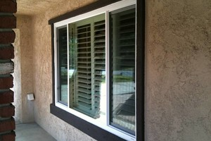 Photo #1: Energy Efficient Windows. Vinyl windows sliding doors and more!