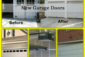 Photo #1: Advance garage doors