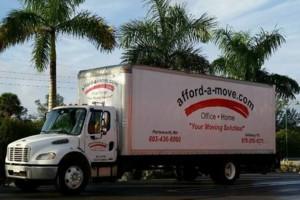 Photo #1: Afford-A-Move. MOVE, DELIVERY & STORAGE