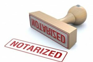 Photo #1: TRAVELING NOTARY SERVICES