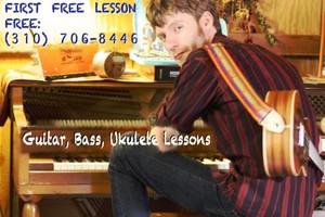 Photo #1: Guitar, Ukulele, and Bass Lessons